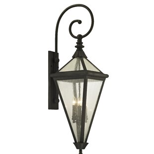 Darby Home Co Nautilus 4-Light Outdoor Wall Lantern
