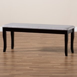 Tanuja Solid Wood Bench by Red Barrel Studio