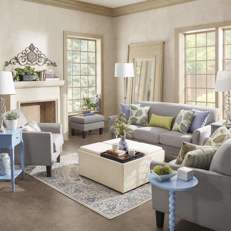Wonderful Minisink Configurable Living Room Set