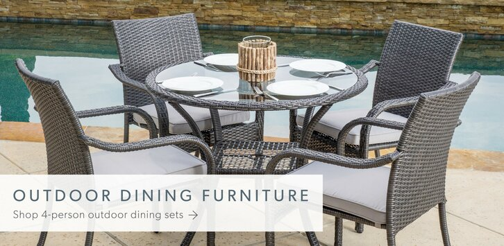 Outdoor Dining Furniture modern outdoor dining furniture | allmodern