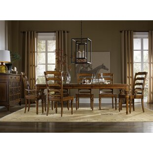 Treviso 7 Piece Dining Set Hooker Furniture