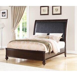 Bohemia Luxury Upholstered Panel Bed