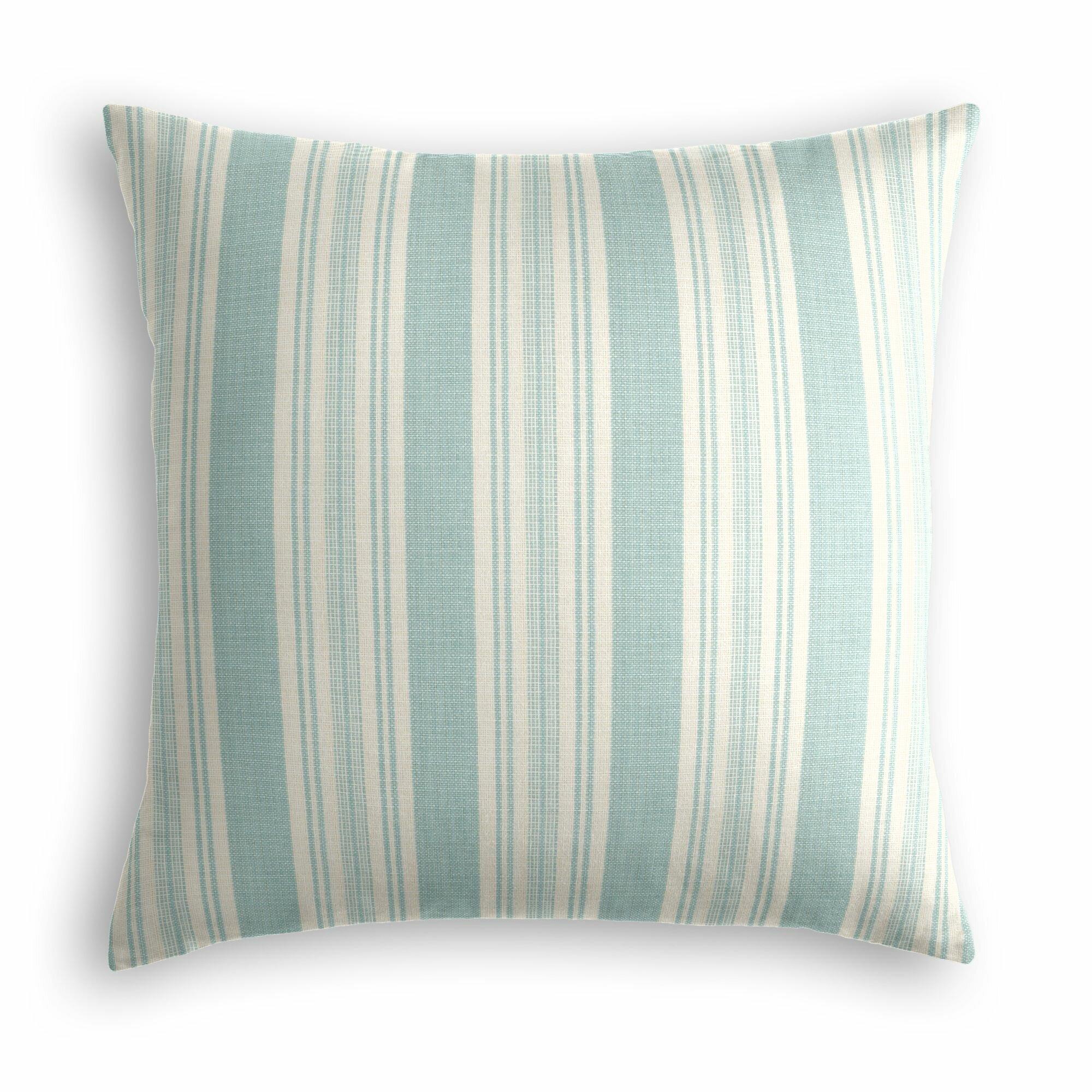 Loom Decor Handwoven Square Cotton Pillow Cover Insert Perigold