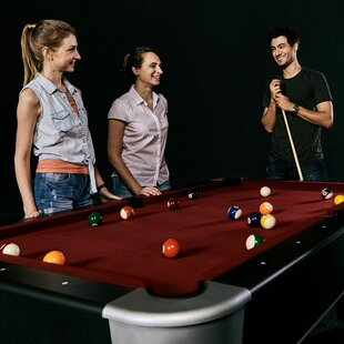 Avondale 7.5' Pool Table By MD Sports