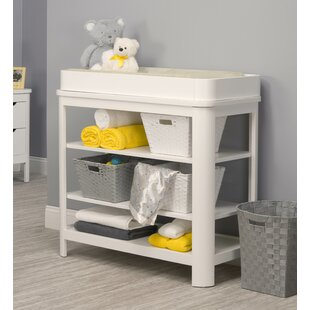 Chandler Changing Table with Pad by Sorelle