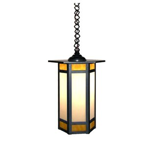 Albany 1-Light Foyer Pendant by Meyda Tiffany