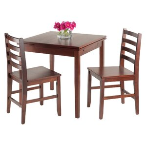 Pulman 3 Piece Dining Set by Luxury Home