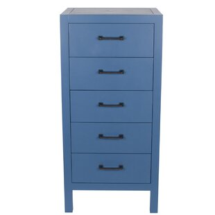 Quitman 5 Drawer Chest By Mercury Row