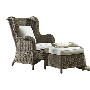 Exuma Wingback Chair