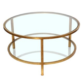 Foxborough Double-Layered Coffee Table