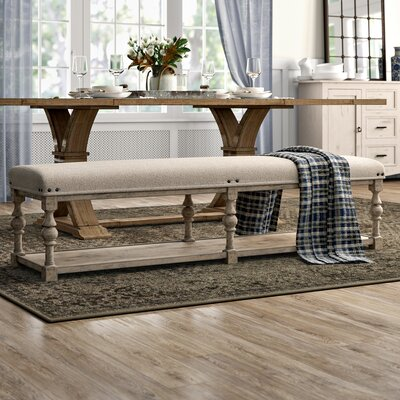 Strange Birch Lane Heritage Calila 72 Inch Upholstered Dining Bench Ocoug Best Dining Table And Chair Ideas Images Ocougorg