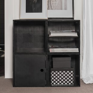Geometric Bookcase by iCube