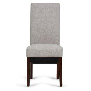 Simpli Home Avalon Deluxe Upholstered Din..