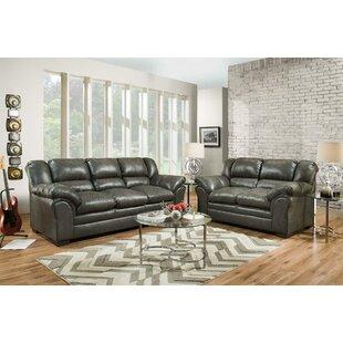 Orren Ellis Heidenreich 2 Piece Living Room Set