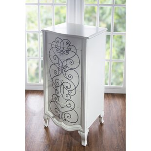 Cowan Jewelry Armoire with..