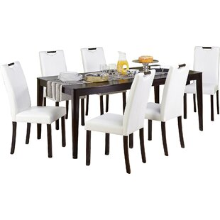 Latitude Run Cox 7 Piece Dining Set