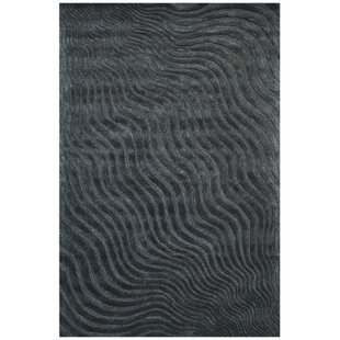 Sydney Hand-Tufted Graphite Area Rug by Bakero