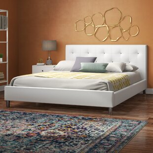 Iversen Upholstered Platform Bed