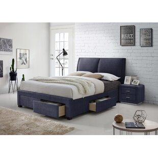 Review Zwilling Upholstered Bed Frame