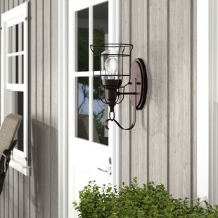 Read Reviews Montreal 1-Light Outdoor Wall Lantern By Laurel Foundry Modern Farmhouse