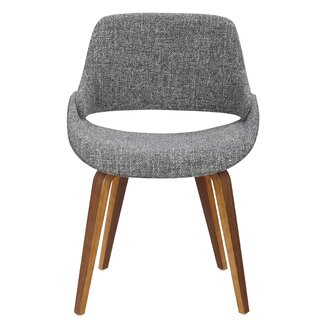Aird Upholstered Dining Chair (Set of 2) by Langley Street SKU:EC644078 Order