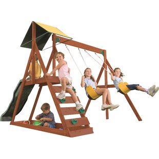 KidKraft Sunview Swing Set