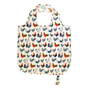 Rooster Picnic Tote Bag By Ulster Weavers