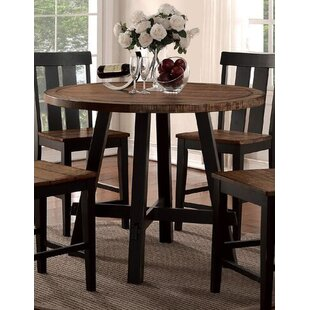 Gracie Oaks Oleary Counter Height Dining Table