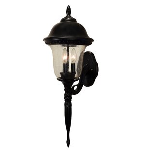 Inexpensive Glenn Aire 1-Light Outdoor Sconce By Special Lite Products