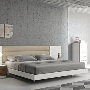Brayden Studio Cretys Platform Bed