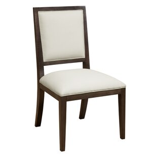 Manhattan Upholstered Dining Chair by Dur..