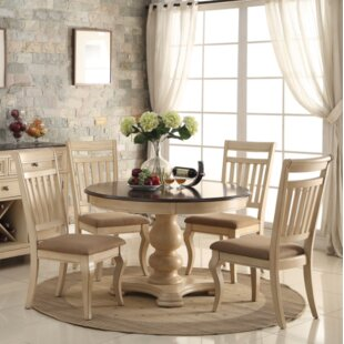 Pinnock 5 Piece Dining Set One Allium Way
