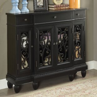 Cedarville Traditional Hallway 3 Drawer Accent Cabinet by Fleur De Lis Living