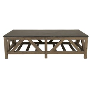Hafner Coffee Table Rosecliff Heights