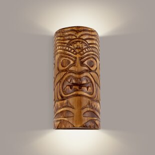 Riddleville Tiki Up and Down Light Outdoo..