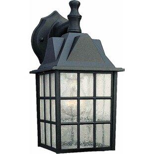 1-Light Outdoor Wall Lantern by Volume Lighting