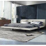 Dawley Upholstered Platform Bed by Wade Logan®