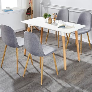 Fidela Upholstered Dining Chair (Set of 4)