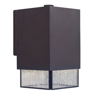 Bunce 1-Light Outdoor Wall Lantern