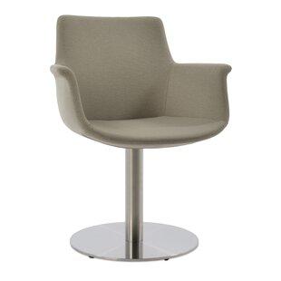 Bottega Round Chair by sohoConcept