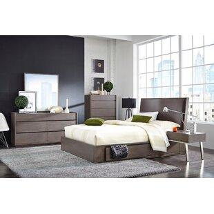 Keomi Panel Configurable Bedroom Set by Brayden Studio