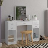 Collete Dressing Vanity with Mirror by Latitude Run
