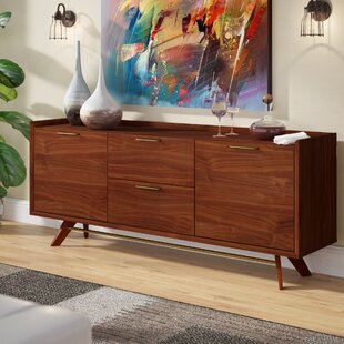 Adam 3 Section Sideboard