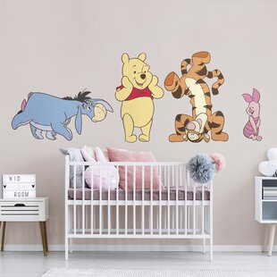 Winnie The Pooh And Friends Wall Decal