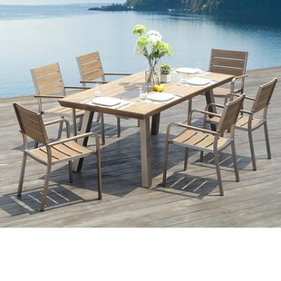 Ove Decors Pompano 7 Piece Dining Set