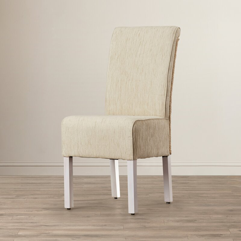 Westview Upholstered Parsons Side Chair