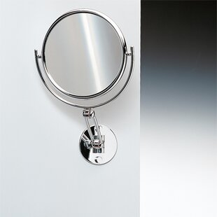 Compare Wall Mounted Double Face Magnifying Mirror ByWindisch by Nameeks