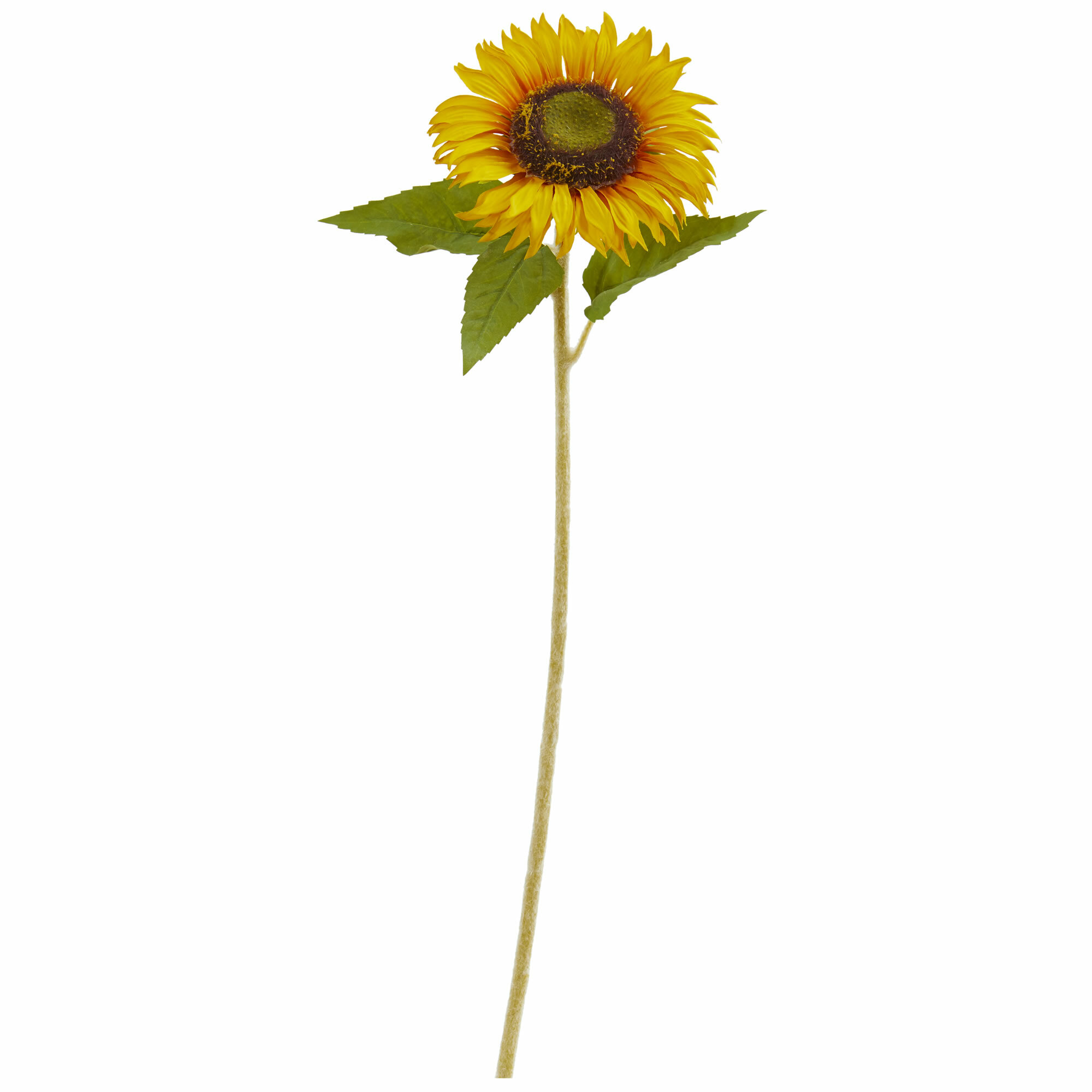 Artificial Sunflower Flower Stem