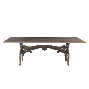 Perrysburg Solid Wood Dining Table by Fle..
