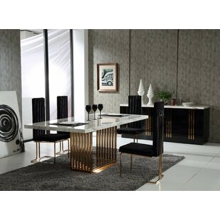 Jayleen 5 Piece Dining Set